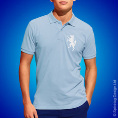 Italy Wolf Polo Shirt