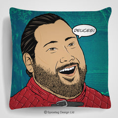 Jerry Cushion