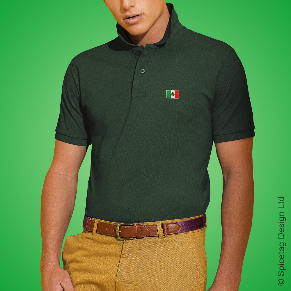 Mexico Polo Shirt