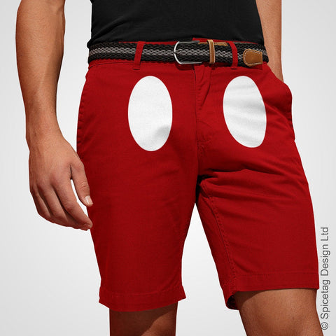 Men's Polka Dot Shorts