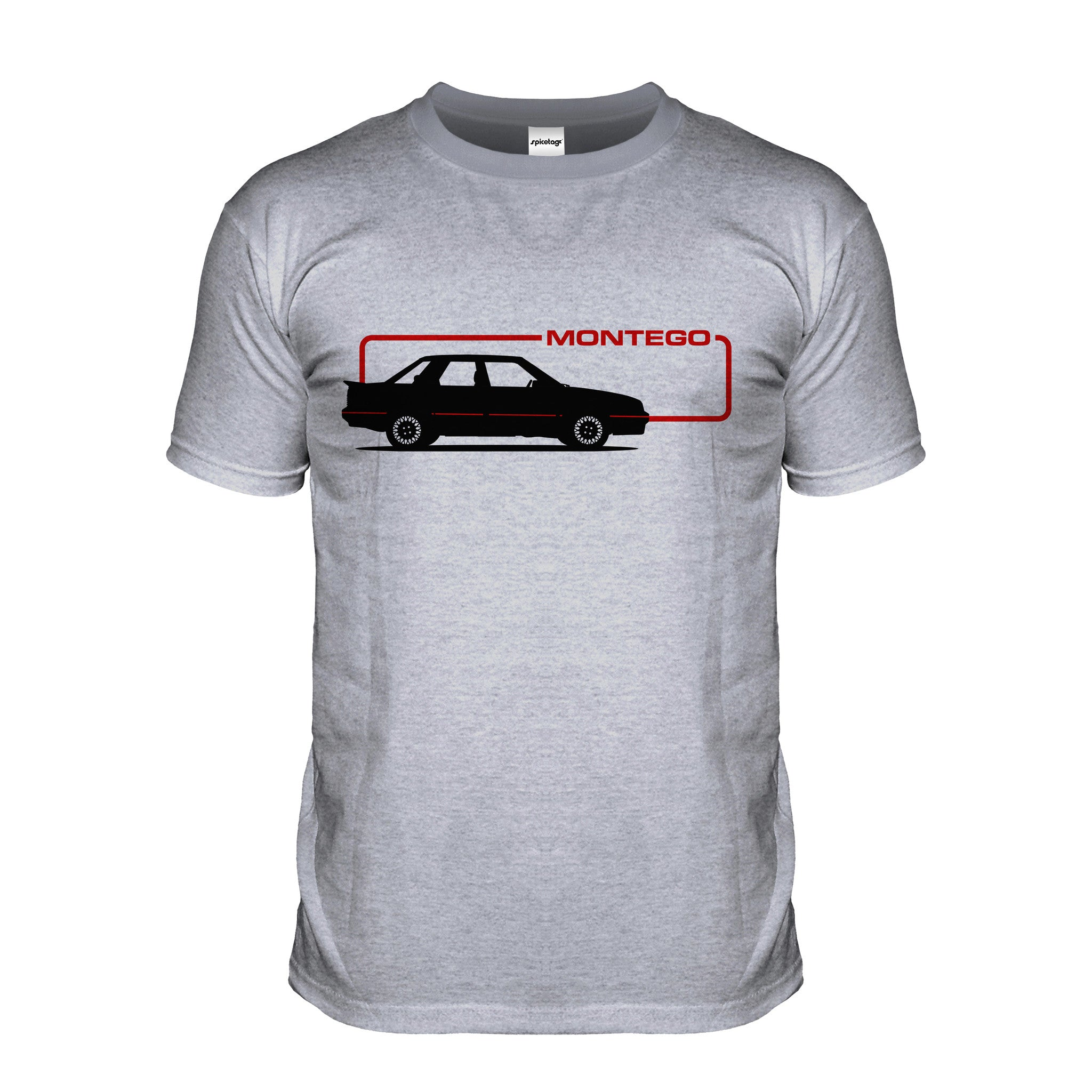 Montego Turbo Car T-shirt