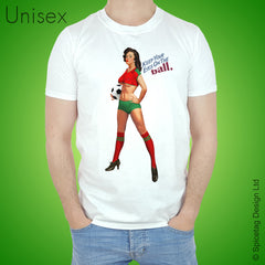Pin-Up Morocco Football T-shirt