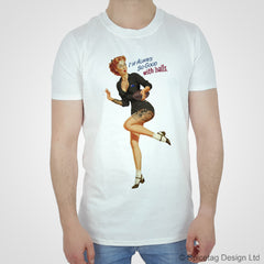Pin-Up New Zealand Rugby T-shirt