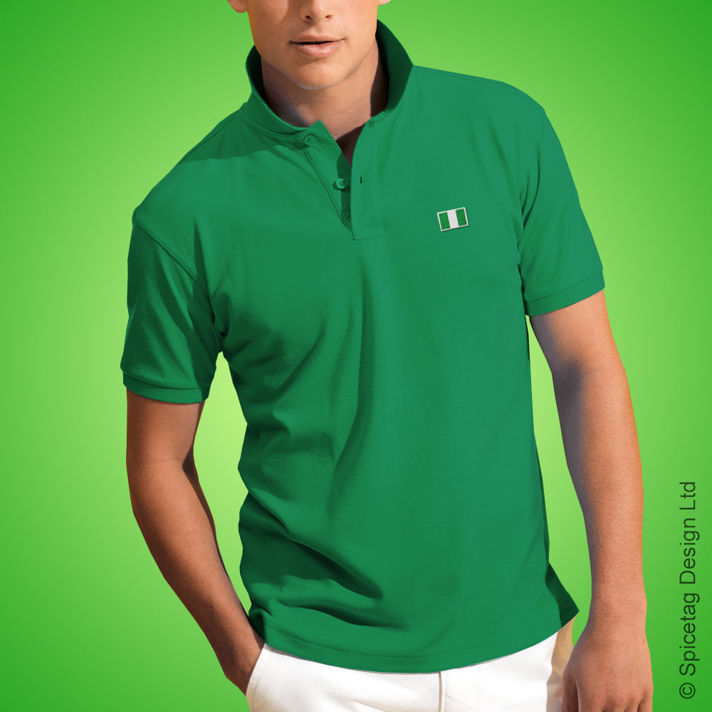 Nigeria Polo Shirt