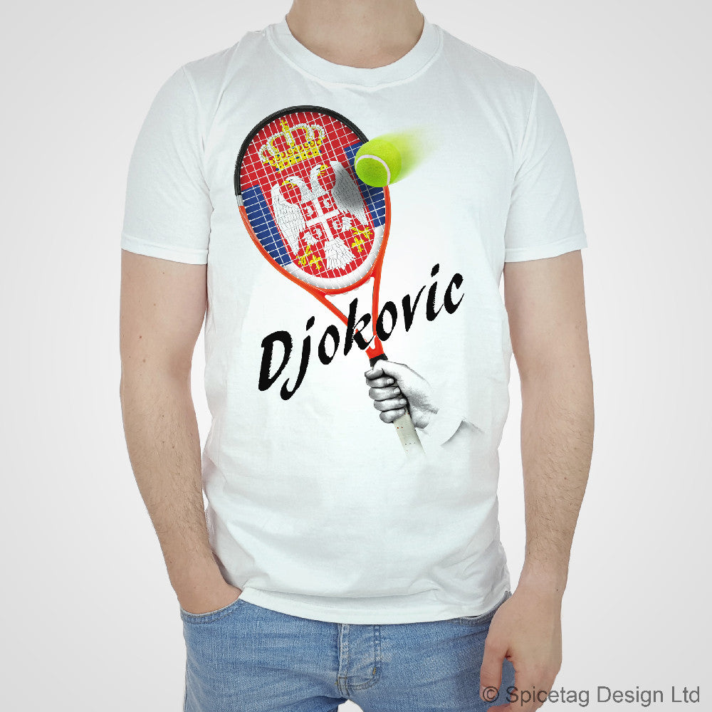 Djokovic Racket T-shirt