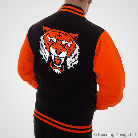 The Tiger Varsity Jacket