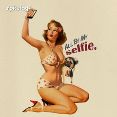 Pin-Up Selfie T-shirt