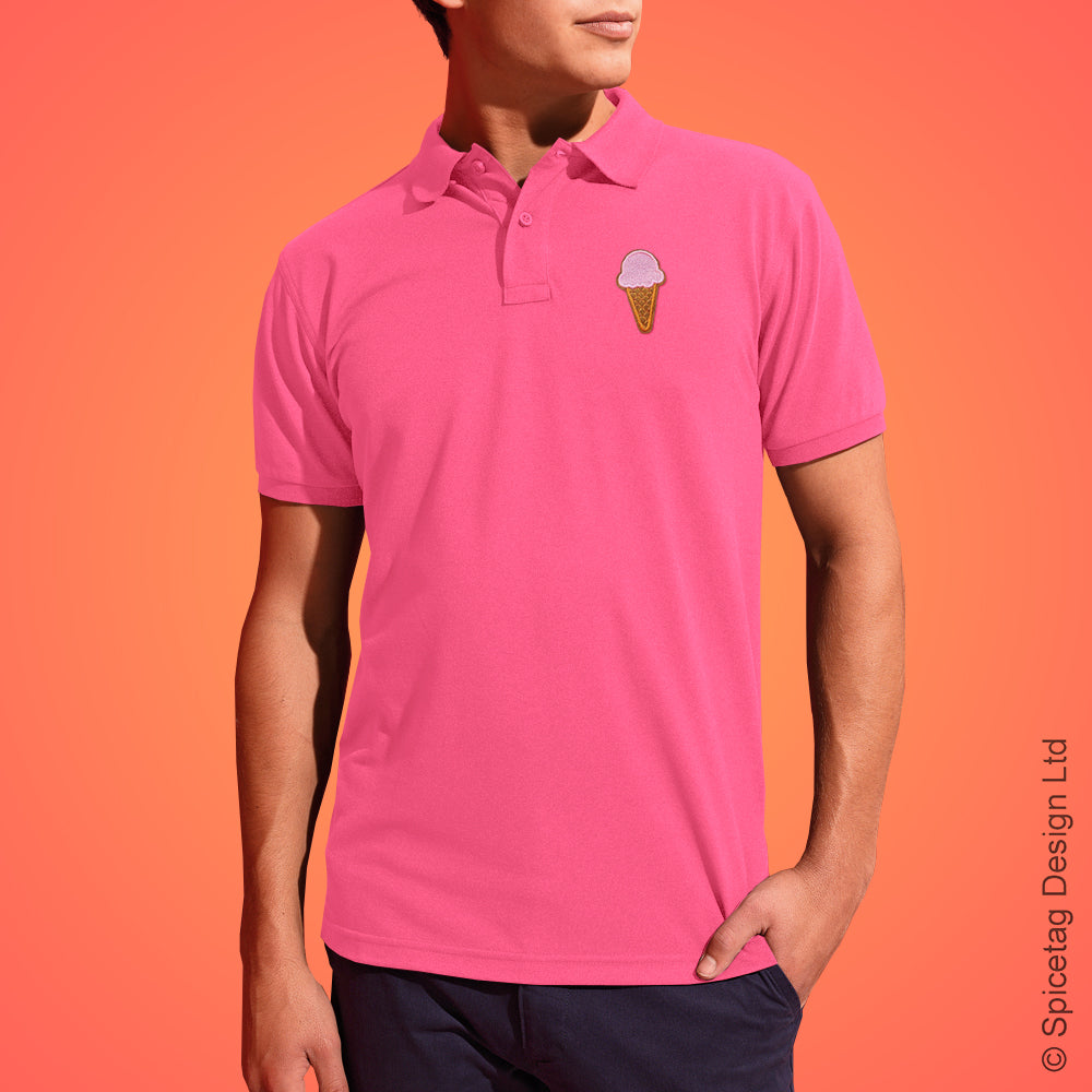 Ice Cream Polo Shirt