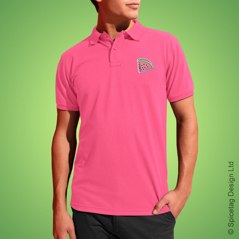 Water Melon Polo Shirt
