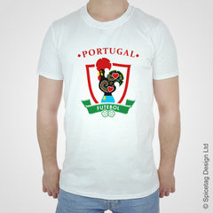 Portugal World Football T-shirt
