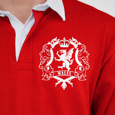Retro Wales Jersey