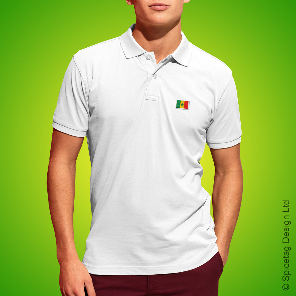 Senegal Polo Shirt