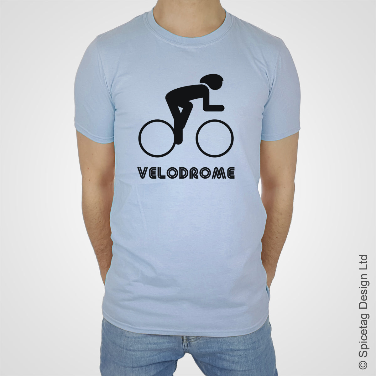 Velodrome cycling bike ride T-shirt Tshirt T shirt Tee clothing clothes fashion style sport sports fan olympics athletics track field health fitness world competition champion