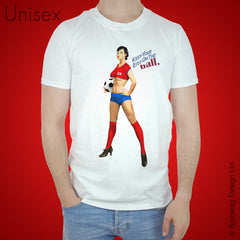 Pin-Up South Korea Football T-shirt