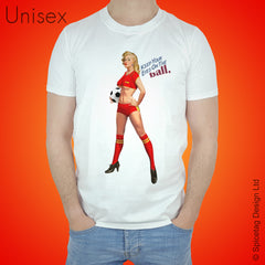 Pin-Up Spain Football T-shirt