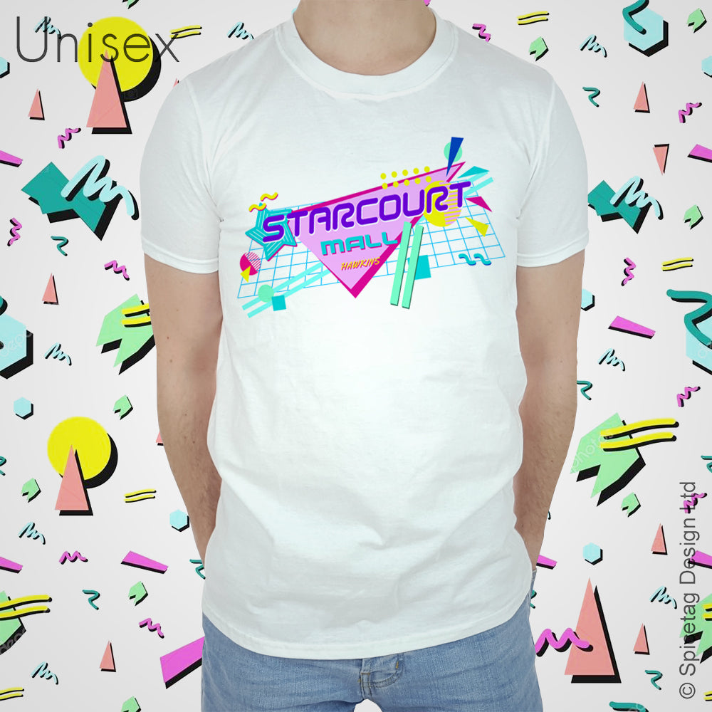 Starcourt Mall T-shirt