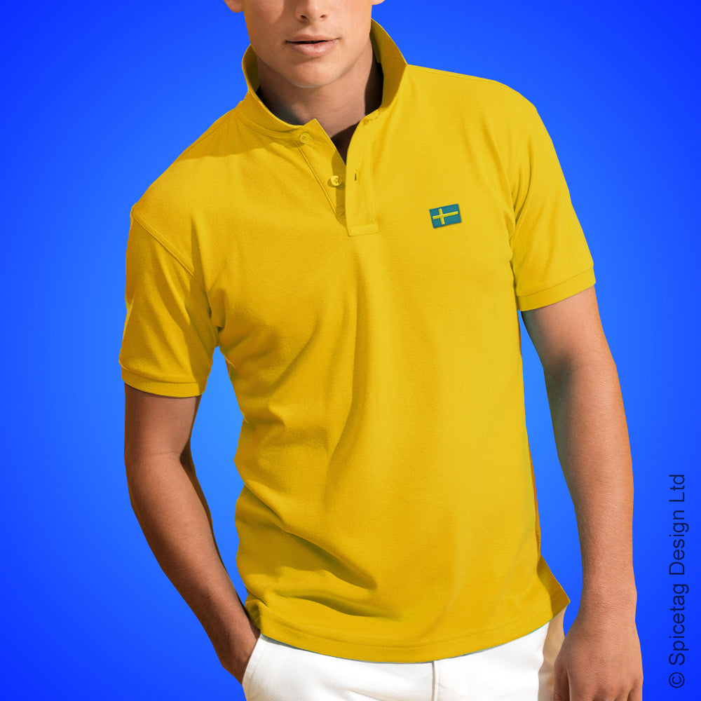 Sweden Polo Shirt