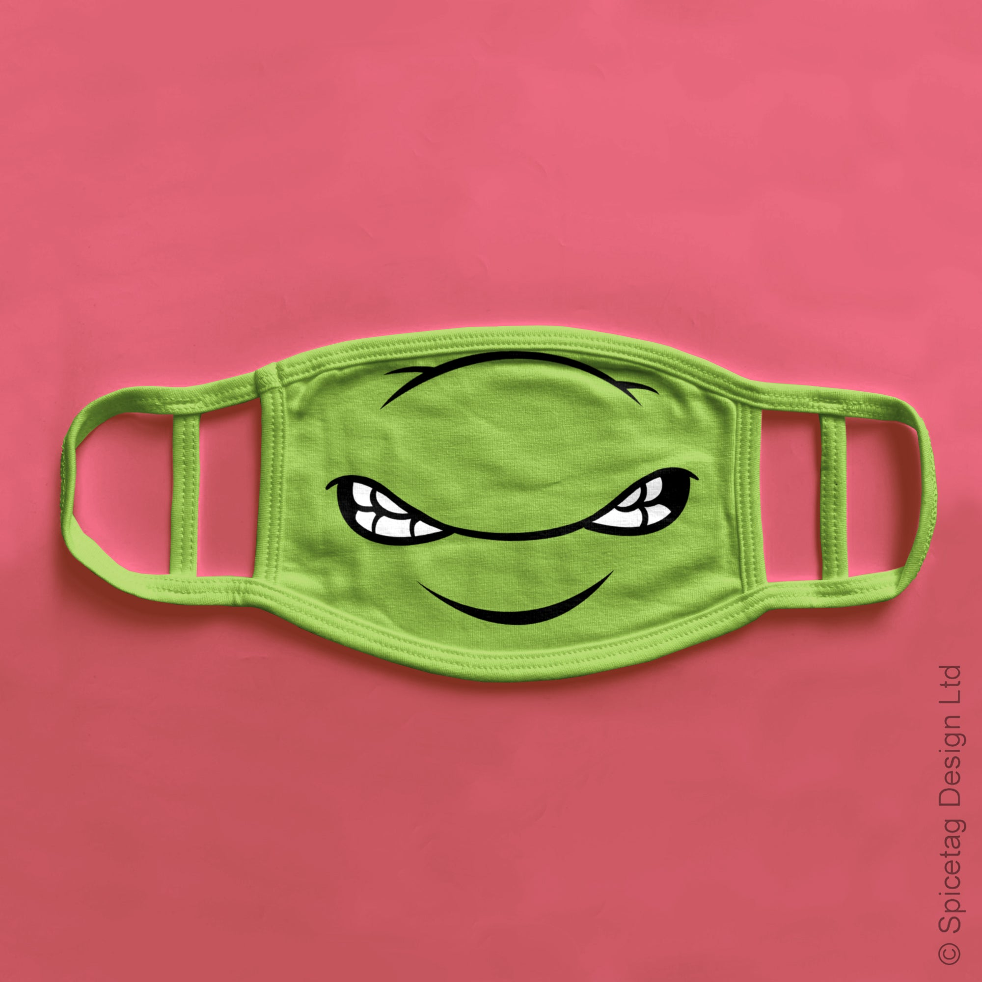 Raph Face Mask
