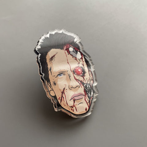 Arnold Pin Badge