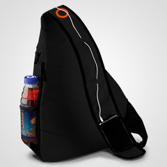 Video Game Inspired Monostrap Backpack
