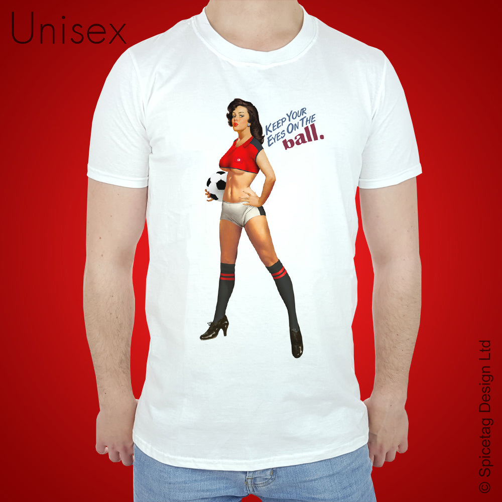 Pin-Up Tunisia Football T-shirt