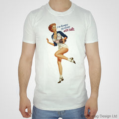 Pin-Up USA Rugby T-shirt