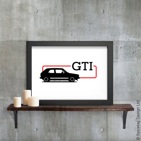 Volkswagen VW golf gti mk1 mark 1 hot hatch sport car cars motor motors motorsport racing retro 80s 1980s 70s 1970s