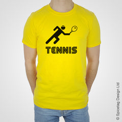 Tennis T-shirt wimbledon french US australian open Tshirt T shirt Tee clothing clothes fashion style sport sports fan olympics athletics track field health fitness world competition champion