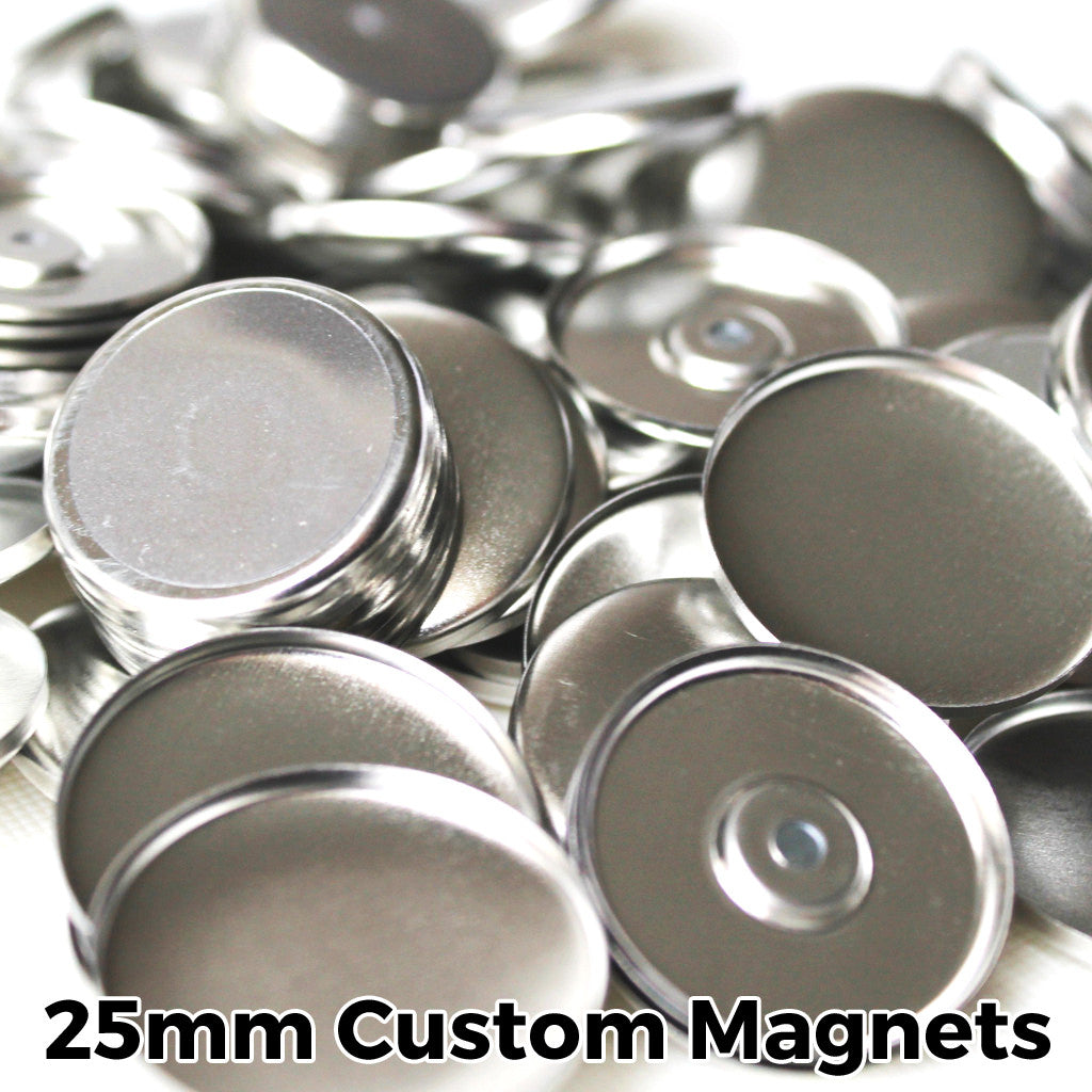 25mm Custom Magnets