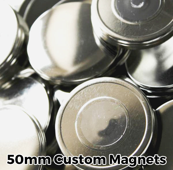 50mm Bespoke Custom Magnets