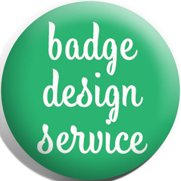 Badge Design Service