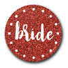 Bride Red Shimmer Hen Night Accessory