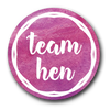Sweet Grape Purple Team Hen Do Badge