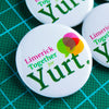 Together For Yurt Badge Pack