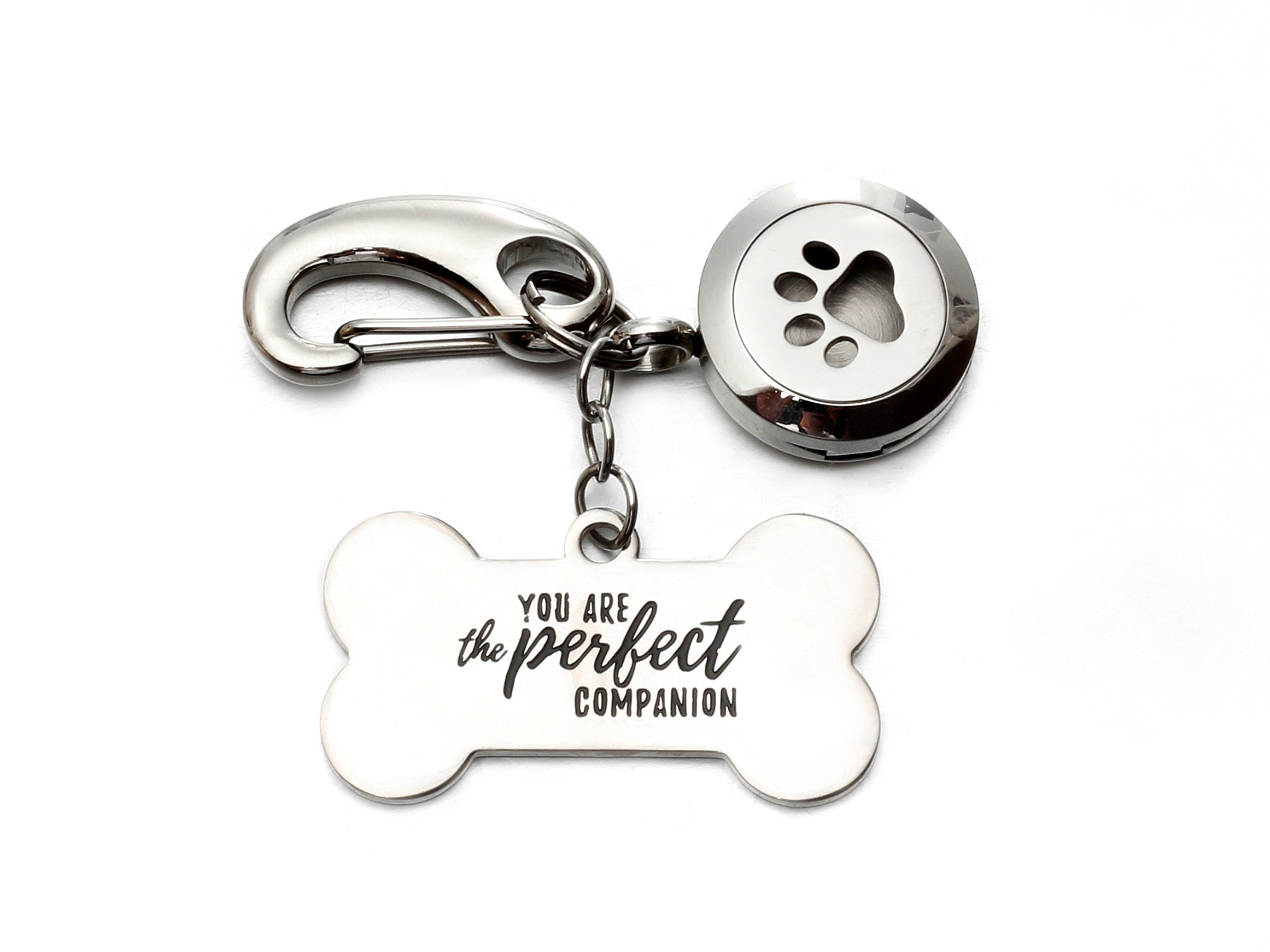 """PERFECT COMPANION"" AROMA DOG TAG"