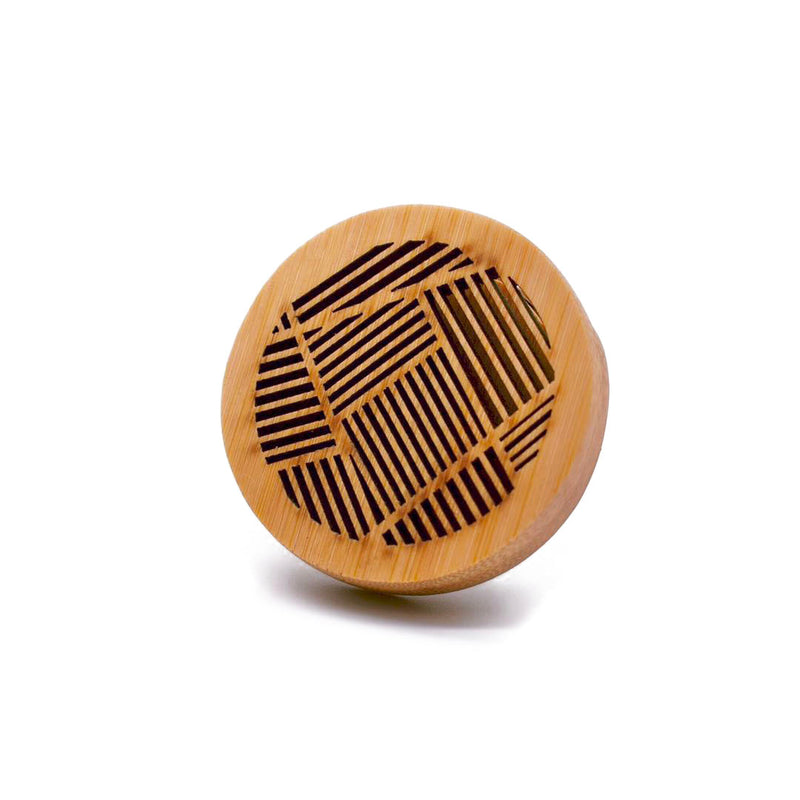 Bamboo Car Diffuser - Nest