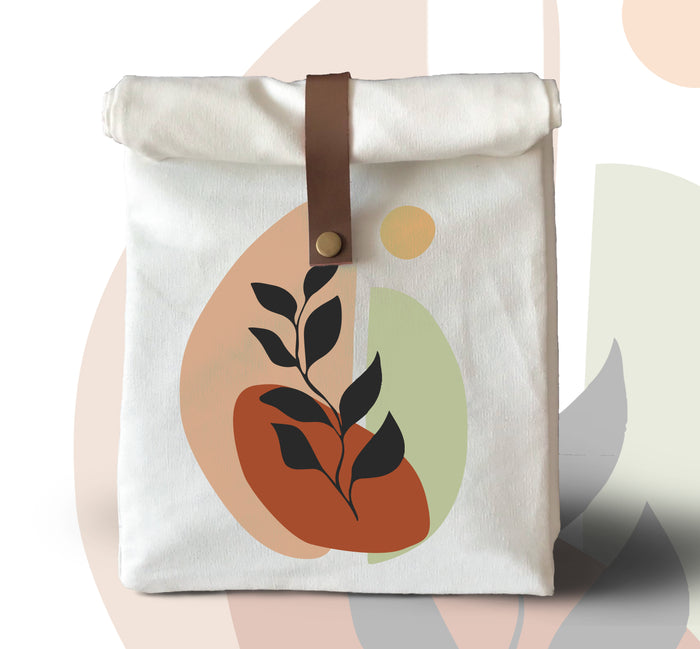 ECO CANVAS LUNCH BAG