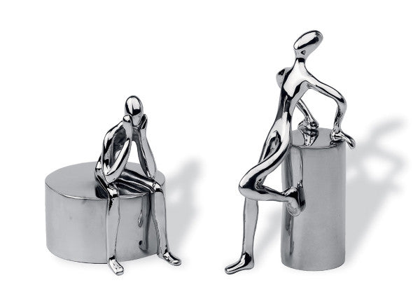 Mukul Goyal, Salt and Pepper set. Lunchtime