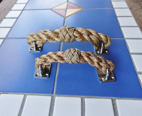 SMALL HANDLE Manilla rope