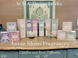 Annie Sloan Candles and Diffusers
