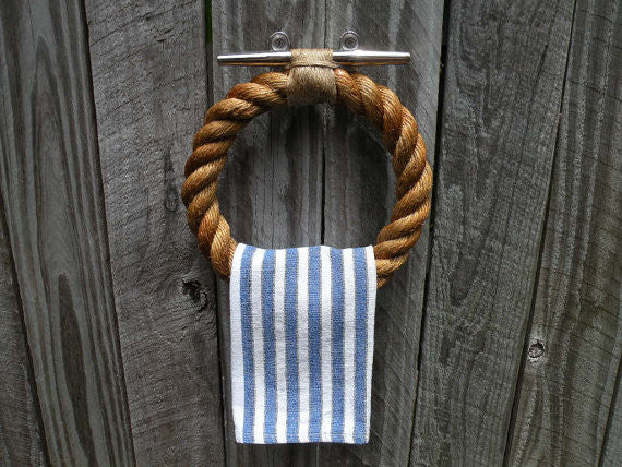 Towel Rope Holder