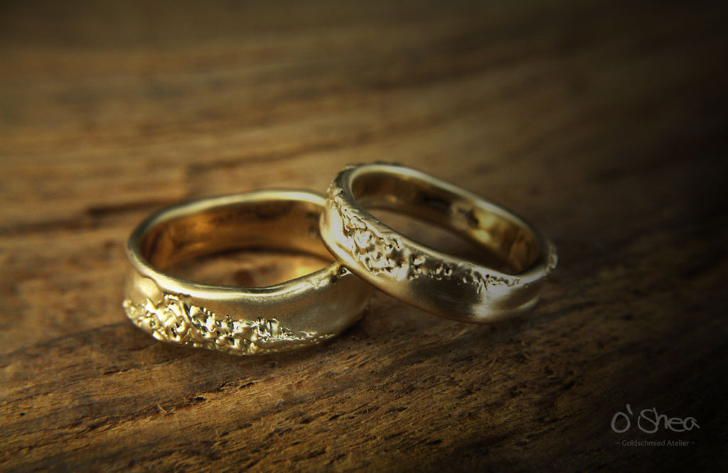 pirate wedding rings
