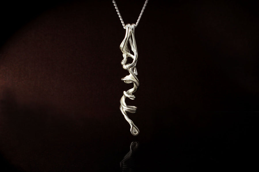 Pendant .925 Silver - www.joshoshea.com | Handmade Jewellery Gold and Silver