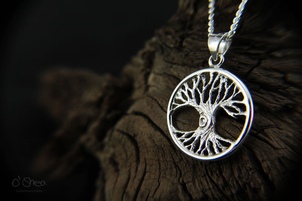 Handmade Tree of Life Pendant