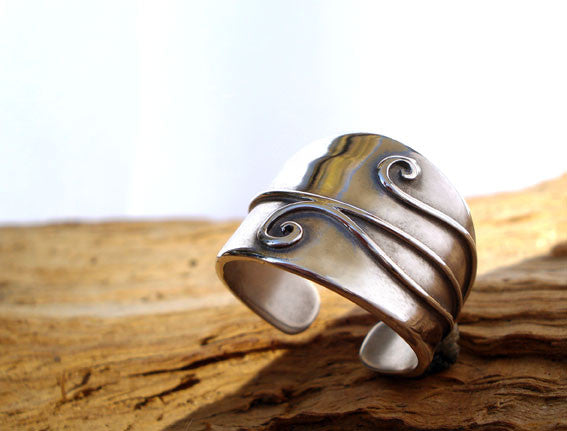 Spiral Ring (open size)