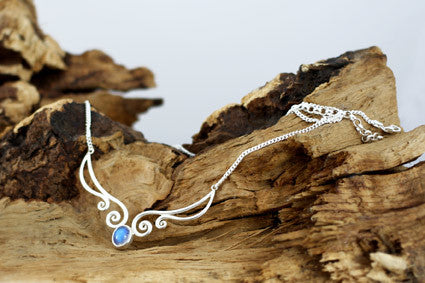 elfish moonstone jewellery