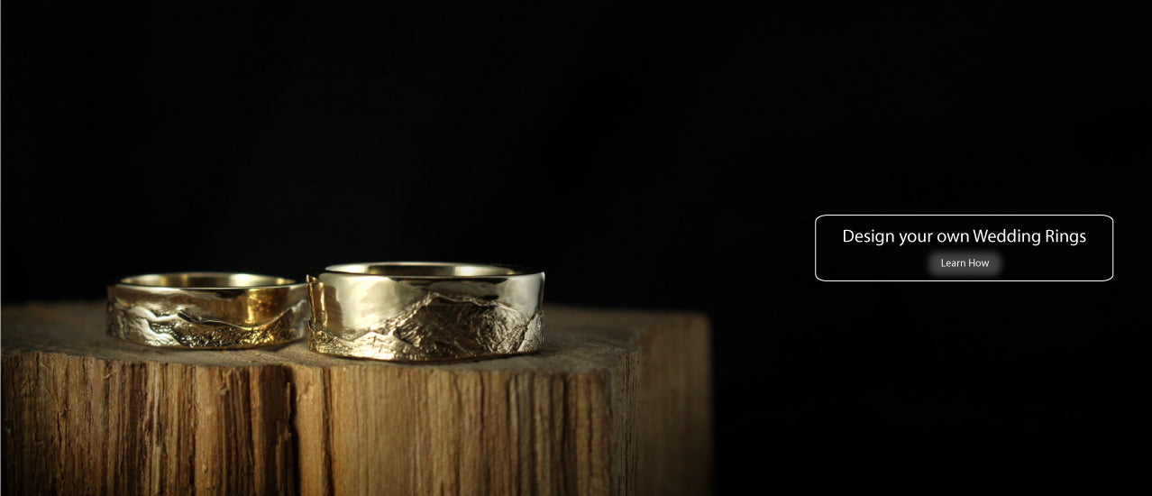 bespoke wedding bands