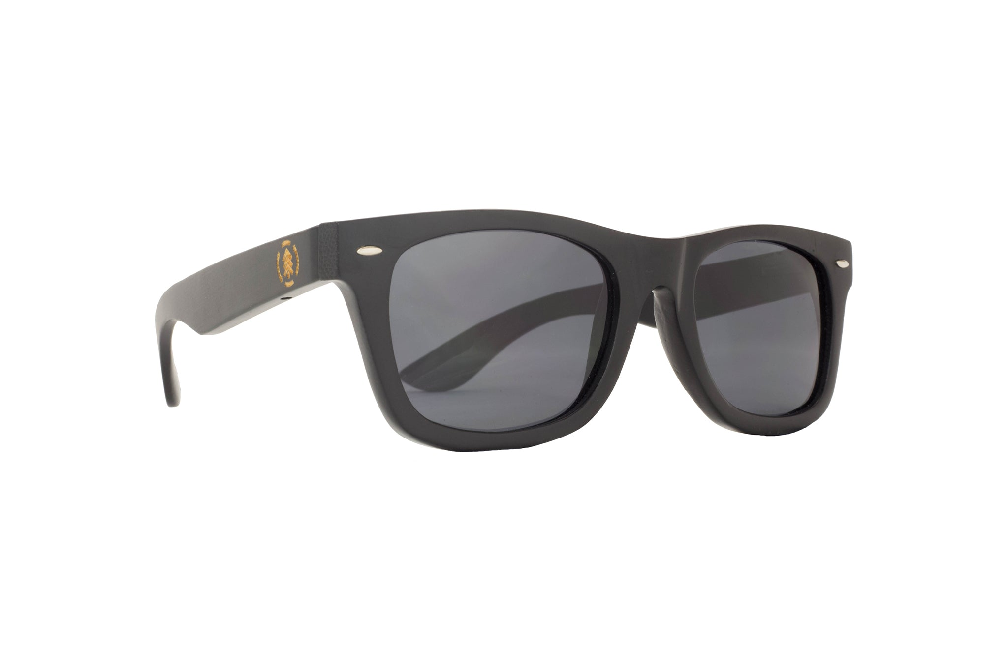 866926bba8ce Black Bamboo Wood Sunglasses  Midnight Black Black Lens (WFE) – EverTree  Optics