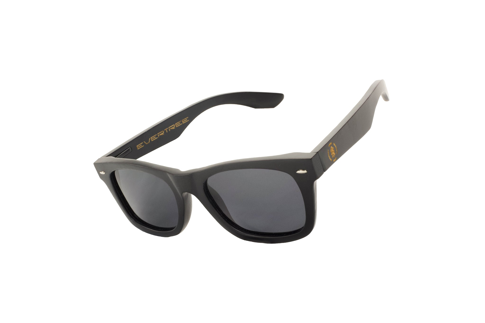 e7a6f2d31ce7 Black Bamboo Wood Sunglasses  Midnight Black Black Lens (WFE ...