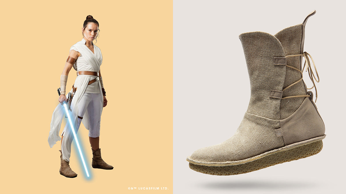 po-zu star wars rey boot rise of skywalker